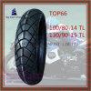 Nylon 6pr Super Kwaliteit, de Zonder binnenband Band 100/80-14tl, 130/90-15tl van de Motorfiets