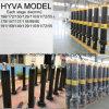 Único cilindro hidráulico ativo do carregador longo telescópico popular da parte frontal do curso