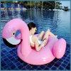 Поплавок бассеина горячего донута лимона фламингоа сбывания гигантский раздувной
