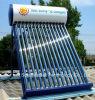 Verwarmer van het Water van de Buis van de hoge Efficiency de Vacuüm Zonne (voor de Markt van de EU)