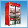 Vertikale Blume gekühlter Schrank/Blume gekühlte Bildschirmanzeige