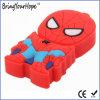 Форма Spiderman USB Flash Memory Stick в 2D-дизайн (XH-USB-187)