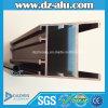 Профиль итальянского типа Италии стандартный алюминиевый для двери окна с деревянным цветом зерна