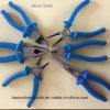 6Острогубцев с изящной синей ручкой