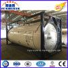BV 의 ASME Csc 증명서와 가진 20FT T50 30tons 염소 가스 탱크 콘테이너