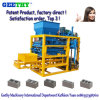 Qtj4-25c Concreet Hol Blok die Machine Filippijnen maken