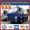 HOWO 95HP 4X2 2-5 톤 빛 의무 화물 트럭