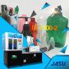 Einzelnes Stadiums-Plastikflaschen-Haustier-Einspritzung-Ausdehnungs-Schlag-formenmaschine
