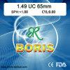 65mm UC Cr39 1.499 einzelner Anblick-optisches Objektiv