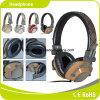 Écouteur mobile de stéréo de sport en métal d'accessoires de Brown