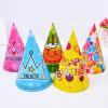 Sombreros del cono de la fiesta de cumpleaños de la historieta para la fiesta de cumpleaños de los cabritos