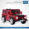 Kind-elektrische Fahrt auf Auto-Fahrzeug-Spielzeug (Rot DMD-198)
