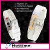 Wristband di gomma di promozione più calda 2017 (CP-JS-GM-004)