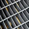 Plataforma exterior grating de acero de la visión del estilo antioxidante de la seguridad