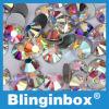 Bergkristal van de Moeilijke situatie van de Kleur van het Kristal van de Stijl van de hoogste Kwaliteit het 2058 Gesneden Ss10 Hete voor Juwelen
