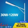 Koele Witte Nieuwe Producten 6m LEIDENE van de Straat Lichte 60W