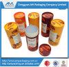 Dongguan Box fabricante de papel de té caja redonda al por mayor del tubo de embalar con logo