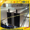 Rideau en aluminium haute résistance Profil de mur