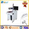Macchina da tavolino della marcatura del laser della fibra della Cina per l'anello del metallo