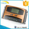 Zonne Controlemechanisme 12V/24V 20A met het Werk van de Opslag de Functie van Gegevens LD-20A