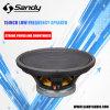 15  직업적인 오디오 확성기 저음 스피커 (L15P540)