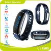 A pressão arterial de Ritmo Cardíaco Podômetro Monitor Sono Android e ios bracelete inteligente impermeável