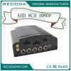 8CH HD Ahd Mobile DVR com 3G GPS e Wi-Fi