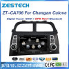 Sistema audio do carro para Changan Culove com Bt/SWC/RDS/USB/Music