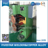 Machine de soudure à lame à résistance électrique pour matériel en aluminium