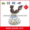 128MB Beetles Shape Jewelry USB (YB-161)