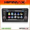 Audi A3 (HM-8949G)에서 Hifimax 차 DVD GPS 선수