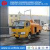 Dongfeng 5tの下水道の洗剤のトラックの高圧パイプラインの浚渫機のトラック