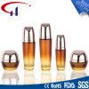 Bottiglia di vetro della lozione delle estetiche di vendita calda gialla di colore (CHR8022)