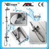 Acquazzone di modo dell'acciaio inossidabile di ABLinox