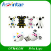 Cartoon Memory Stick USB adorável Customed PVC ter pendrive USB