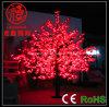 Luz impermeável ao ar livre da árvore de bordo da decoração do diodo emissor de luz