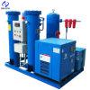Máquina ajustada do equipamento da separação do ar da geração do gás do oxigênio do O2 da PSA