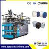 Machine de soufflage de corps creux de bouteille d'extrusion de haute performance pour le HDPE de PC du PE pp