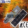 Integrierte LED-Solarstraßen-im Freienlicht 18W