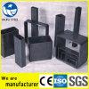 Sección Cuadrado hueco / rectangular de tubería de acero Q235
