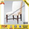 Restaurante branca de madeira confortável cadeira de jantar