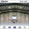 Hangar constructivo material del marco de acero de la estructura de acero de Matal del palmo grande para el aeroplano