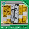 Tape/300cm*2cm 승진 선물 공구 재단사 황색 백색을%s 긴 꼭지 측정을 측정하는 3m/120inch 연약한 PVC