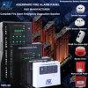 2ゾーンPanic Evacuation Conventional Fire Alarm Solution