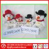 Het hete Ontwerp Gevulde Stuk speelgoed van de Sneeuwman van Kerstmis