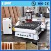 Doble husillo Madera Metal Máquina de corte CNC Router para la venta
