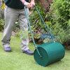 Rolo de gramado de mão para rolos de gramado pesado