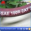 Twee Wire Braids Reinforcement SAE 100r2atdin En 853 2sn