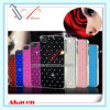 Diamante Starry Sky Plated Hard Mobile Phone Caso para el iPhone 4 4s