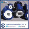 Tubo misturada cerâmica para resistência ao desgaste